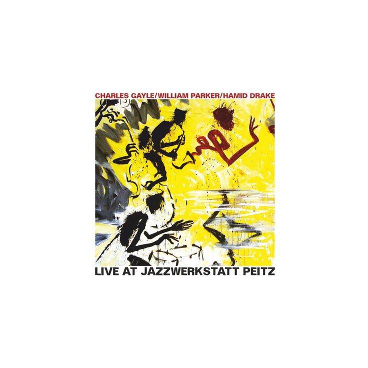 Charles Gayle/William Parker/Hamid Drake - Live at Jazzwerkstatt Peitz (CD)