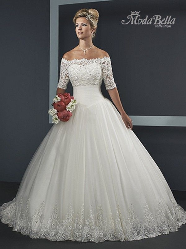 Trending In a rush Bride in a hurry Ivory bridal gown and detachable lace skirt Ready u