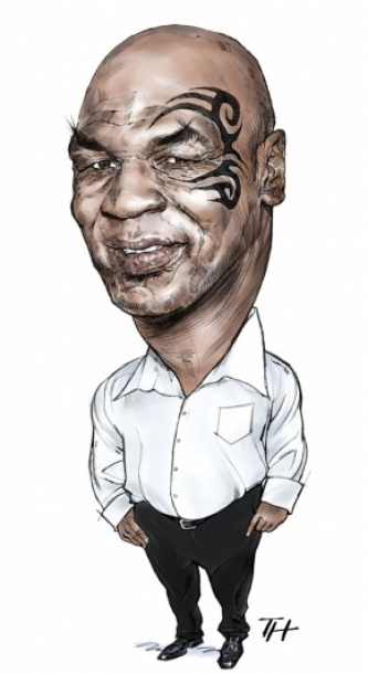 Mike Tyson / The Daily Telegraph