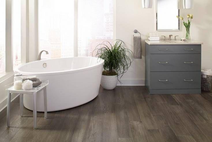 Aquaguard Engineered Wood Wood Floor Bathroom Engineered Hardwood Waterproof Flooring
