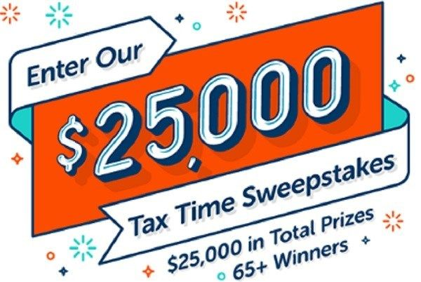 Netspend Tax Time Sweepstakes In 2020 Tax Time Sweepstakes