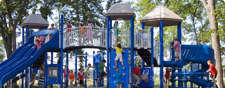 31 Best Outdoor Playground Equipment Images On Pinterest