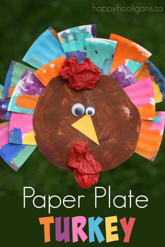 7425 best best of thanksgiving kindergarten first for Turkey crafts for first grade