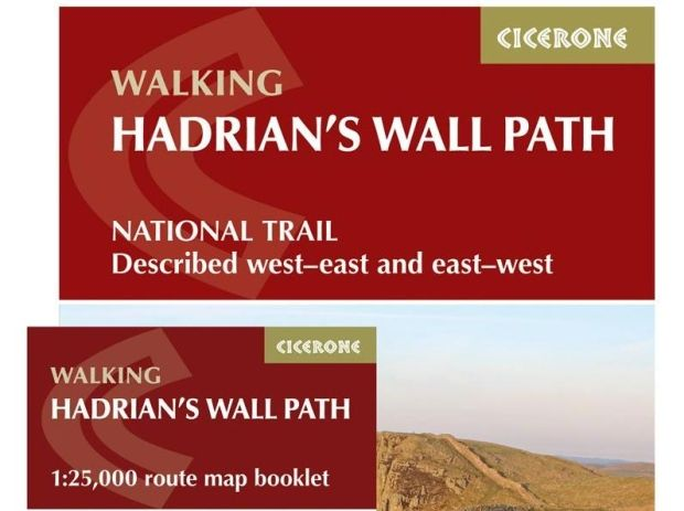 Walking Hadrian's Wall Path by Mark Richards