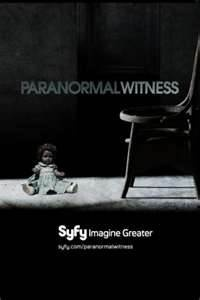 Paranormal Witness.  So far the BEST of all the haunting-type shows!