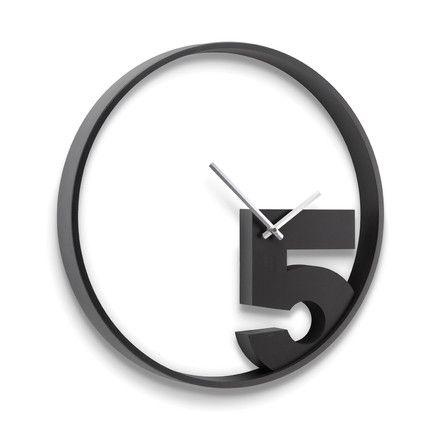 Umbra - Take 5 Wall Clock