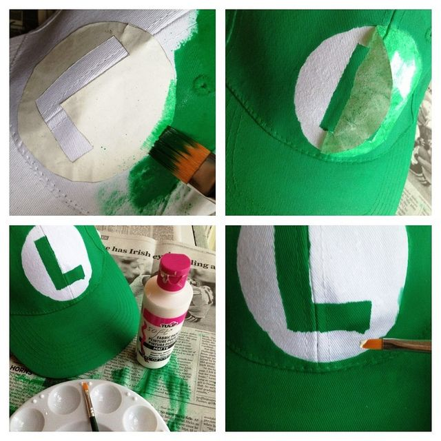 DIY Mario and Luigi Costumes                                                                                                                                                                                 More