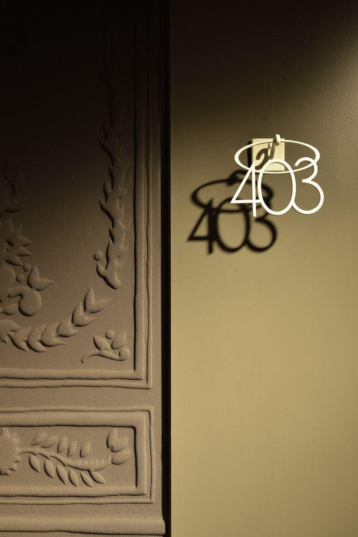 Les 25 meilleures id es concernant signalisation de for Hotel design rennes