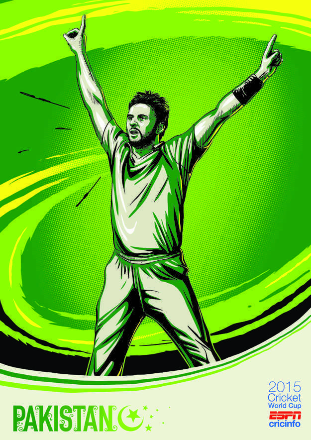 These Team Posters Will Get You Pumped For The Cricket World Cup