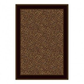 Innovation Leopard Print Zimbala Area Rug