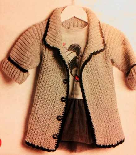 Abrigos De Lana Gruesa Bebe, Niño/a | abrigos de lana | Pinterest