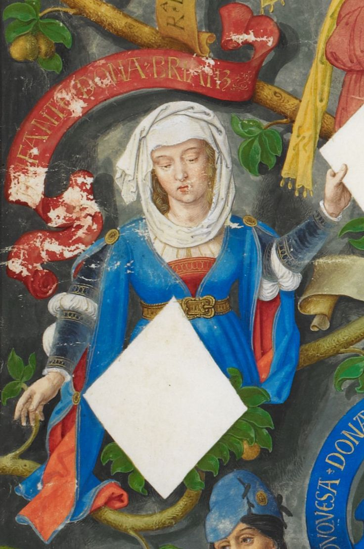 1530-1534 File:Beatriz de Portugal, Condessa de Alburquerque - The Portuguese Genealogy (Genealogia dos Reis de Portugal).png