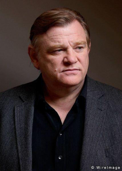 Brendan Gleeson. A man with a million faces.