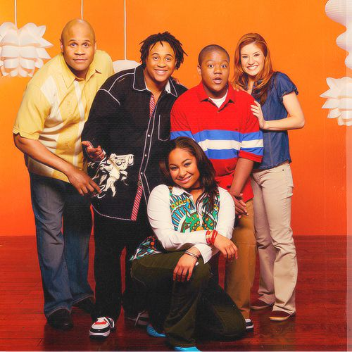 ANDPOP | Then and Now: The Cast of That's So Raven