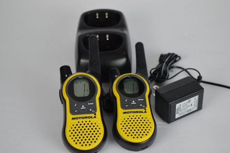 Motorola MH230R 23-Mile Range 22-Channel FRS/GMRS Two-Way Radio  #Motorola #frs