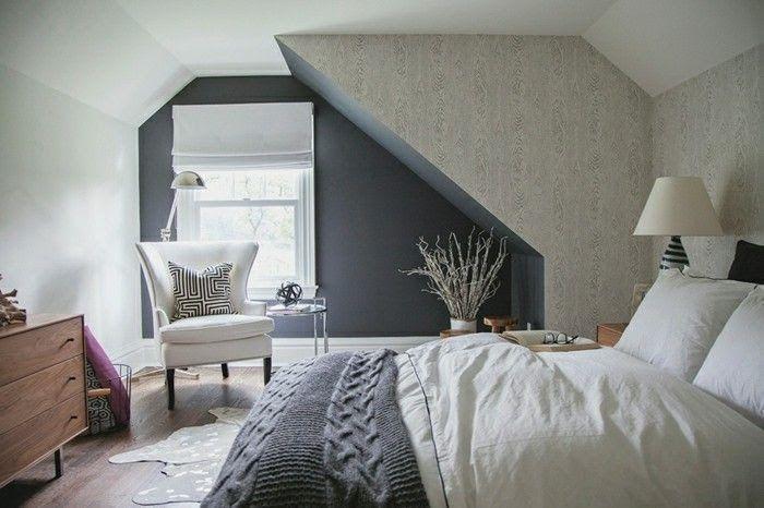 Schlafzimmer Dachschrage 33 Ideen Fur Den Schlafbe In 2020