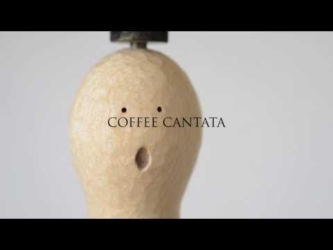 Coffee Cantata | Coffee Cantata - Kazuaki Harada | two elephant house