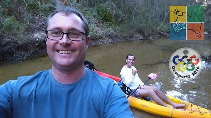 The Hancock Clan ventured out on the calm Forbes Creek to get #FTF on this newly hidden cache called Kayaking Kapers [GA8357] for the canoe/kayak challenge in #geosportz2016. No injuries to report on this #geocachingadventure #geocaching #geocachingaustralia #outdoorfun #kayak #kayaking #seeaustralia #ilovegeocaching #loftus #woronora #theshire #sutherlandshire #sydney #australia #geocachingbykayak #foundit #FTF #freeandopengeocaching #GCA #geocachingphotos #geocachinggames
