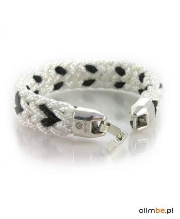 Bransoletka Karakoram Black Heart  sklep-climbe.pl handmade bracelet