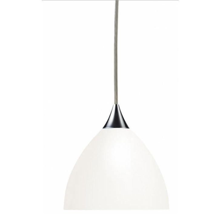 Bruck Silva Down 110 Hanglamp wit by Bruck in Hanglamp Rondom Stralend - Hanglampen - Binnenverlichting
