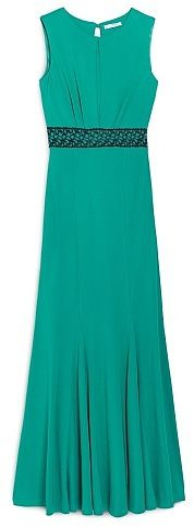 Womens sea green dress from Mango - £89.99 at ClothingByColour.com