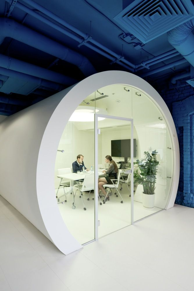 Gallery of OPTIMEDIA Media Agency Office