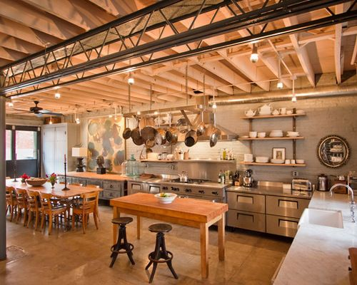 Best Commercial Kitchen Design Ideas & Remodel Pictures | Houzz