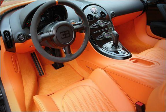 Bugatti Veyron Sang Noir only $3400000!