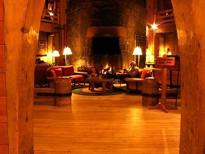 timberline lodge...idk where this is but i sure as hell would love to be there right this second