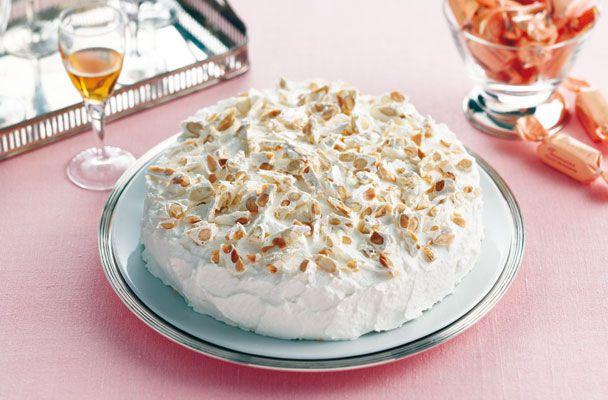 Torta soffice con crema al cioccolato e torrone - Parliamo di Cucina
