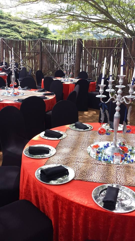 I.C.E. Events is the forerunning events management and Décor Company in Mpumalanga.