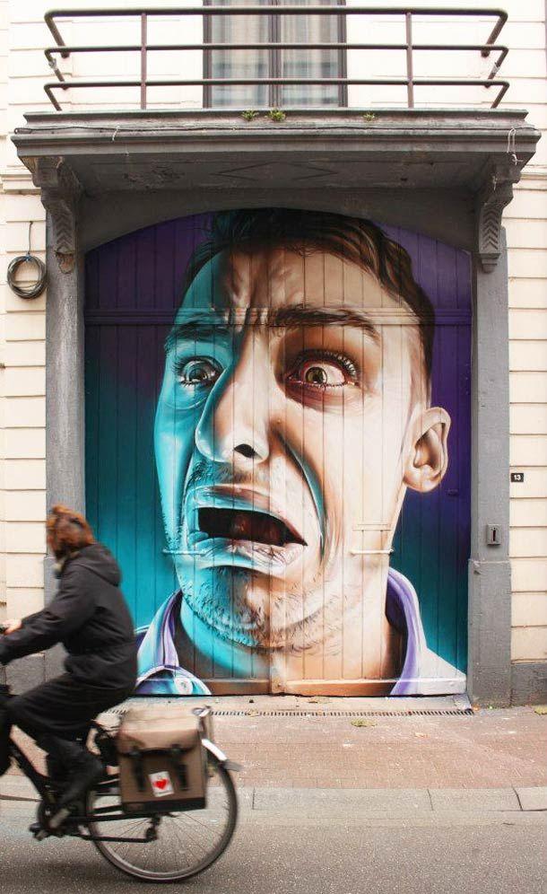 32 créations Street Art réalistes de SMUG   Ufunk.net
