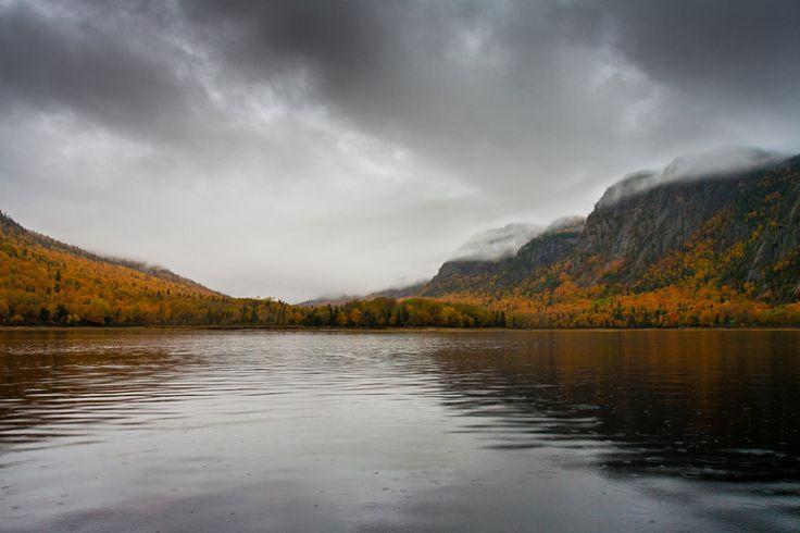 Parc national du Fjord-du-Saguenay | 20 paysages québécois à couper le souffle. #Cestgeant #automne #buzzfeed