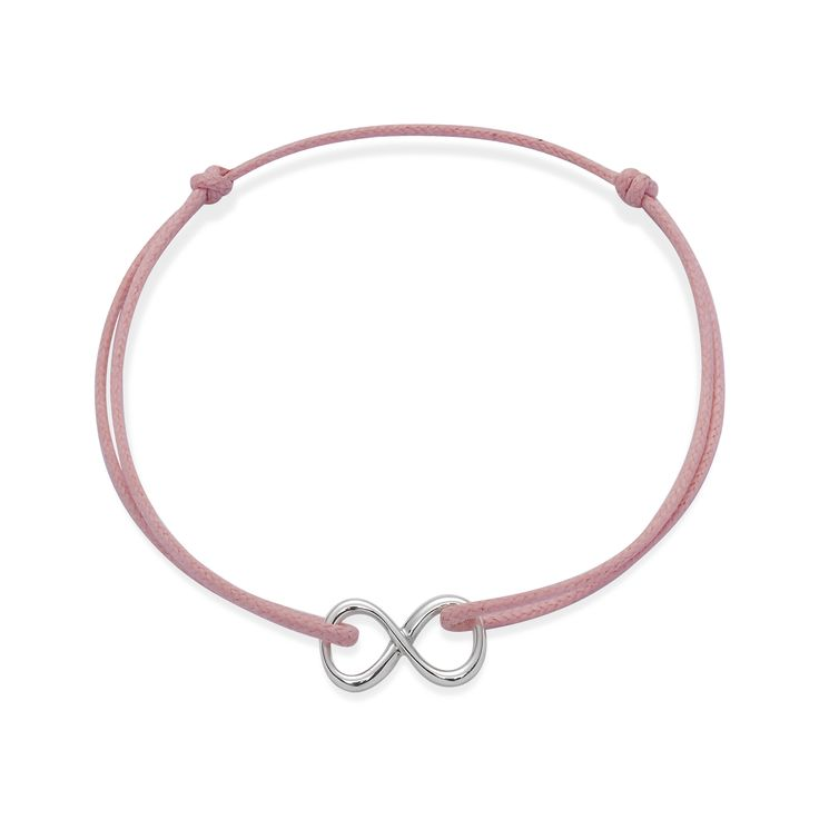The infinity mini: all your feelings expressed with a minimalist bracelet. 35 colors available for the string! #lilou #infinity #mini #minimalist #colors #bracelet