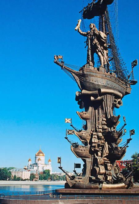 12 of the World's Ugliest Statues (ugly statues) - ODDEE