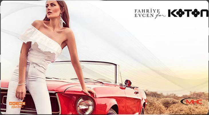 Koton Fahriye Evcen Reklam Filmi | Beyaz Jean |