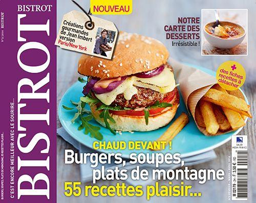 Bistrot N° 2 est en kiosque ! http://www.bistrot.fr