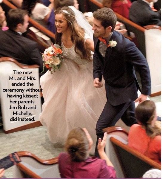 106 best images about i love the duggars on pinterest for Jessa duggar wedding dress