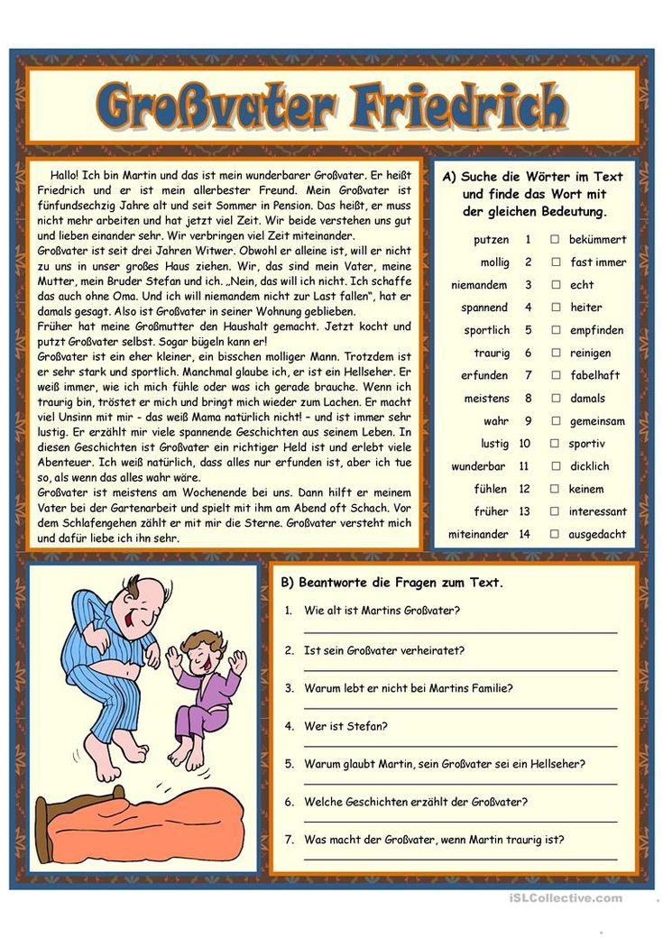 1263 best deut images on Pinterest   Learn german, German grammar ...
