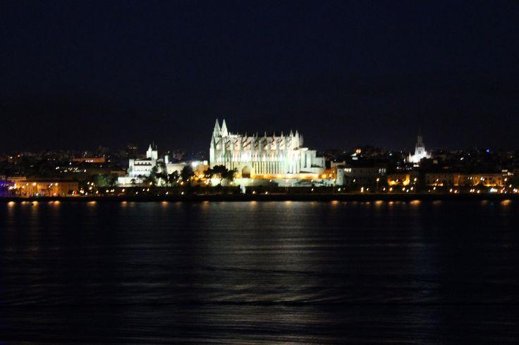 Palma de Mallorca, cattedrale.