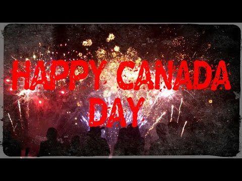 YouTube Happy canada day