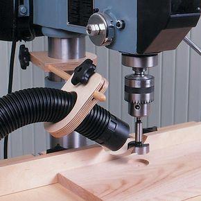 Drill Press Dust Collector