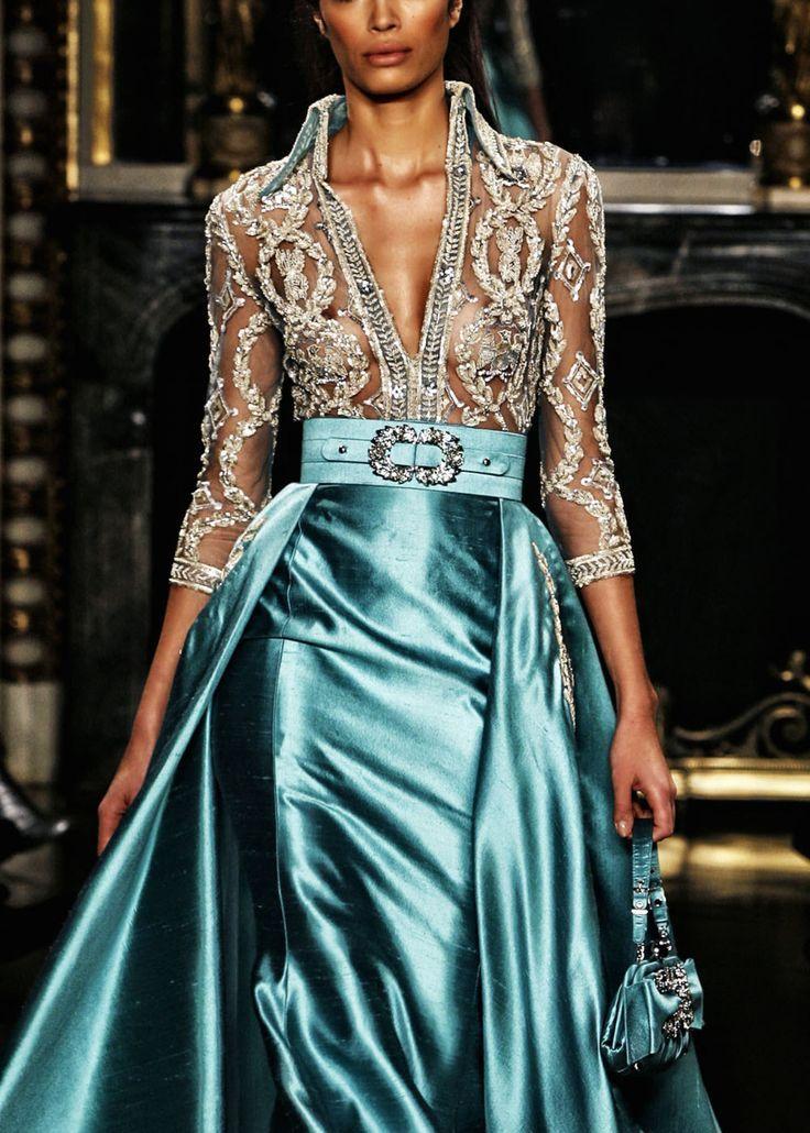 Zuhair Murad gown.: