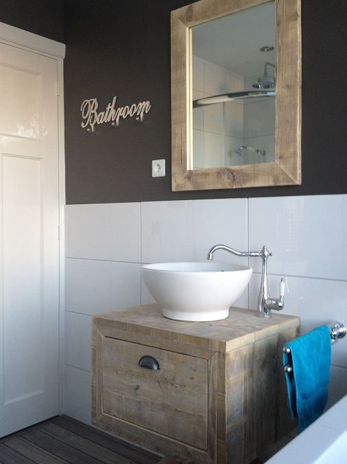 Badkamerkast Met Laden 28 Best Badkamer Inspiratie Images On Pinterest | Bathroom