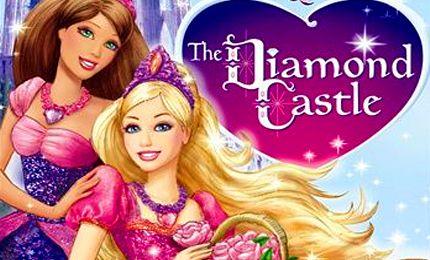 Barbie e o Castelo de Diamante - Sweetie Games