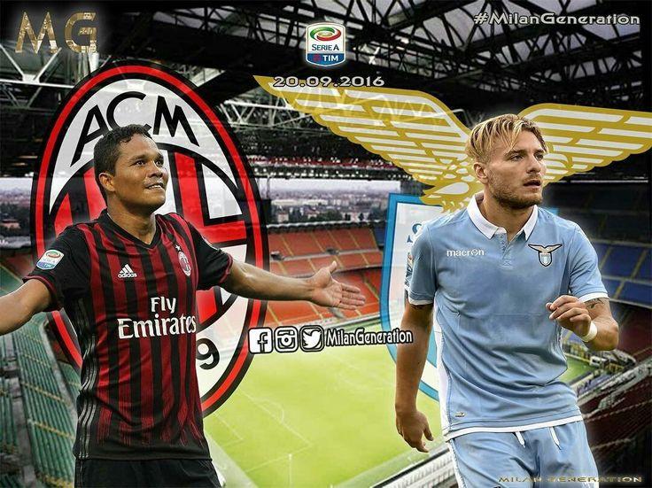 Aggiornamento Diretta Milan-Lazio. Le formazioni ufficiali. Milan (4-3-3)…