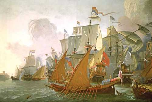 March 2nd., 1815:To put an end to robberies by the Barbary pirates, the United States declares war on Algiers https://history.state.gov/milestones/1801-1829/barbary-wars