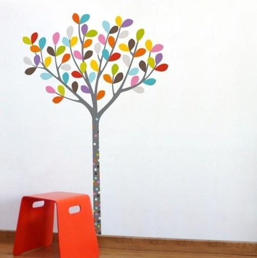 Tree Wall Decal.