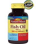 How much fish oil should I take and what does it do? Read up on EPA and DHA, fish oil dosage, and what makes Nature Made® a quality fish oil supplement.