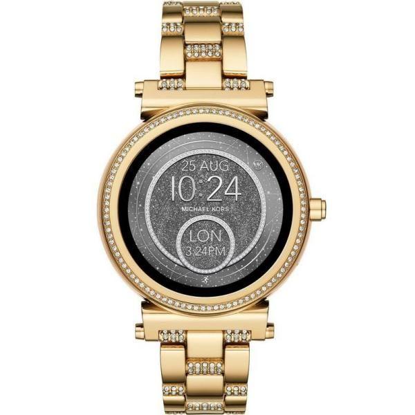 Michael Kors Smartwatch Damenuhr Sofie Mkt5023 Damenuhr Handtaschen Michael Kors Smartwatch